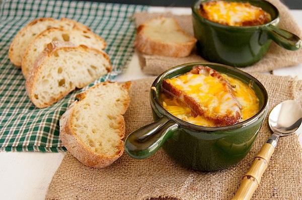 луковый суп от Сергея Калинина, луковый суп рецепт, Все буде смачно, все буде смачно луковый суп