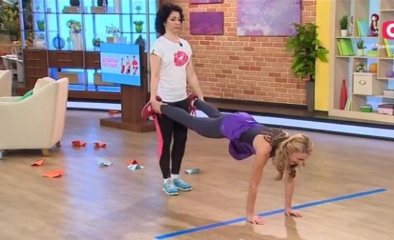 гимнастика для спины, упражнения для спины, упражнения от боли в спине