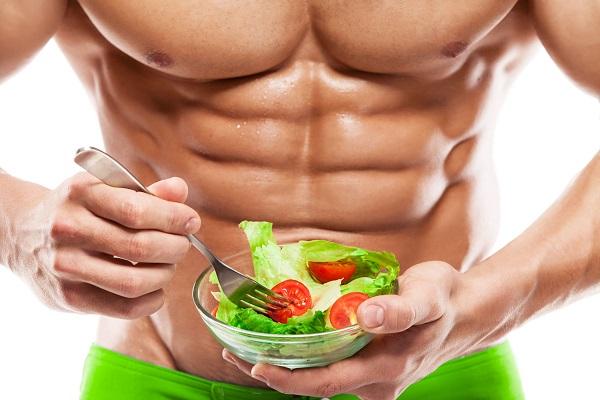 спортивная диета меню