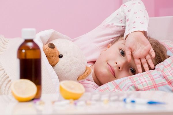 антибиотики и орви,