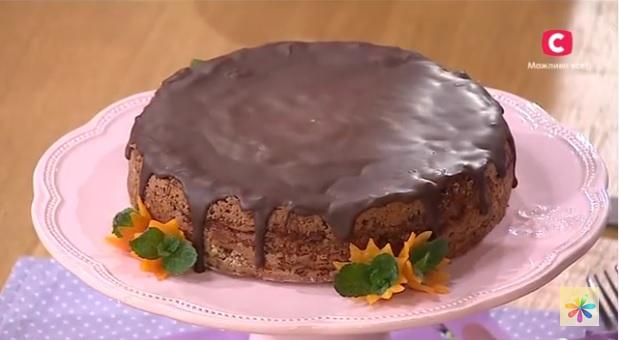 торт из пшенной крупы, торт-каша рецепт, Татьяна Литвинова рецепты,