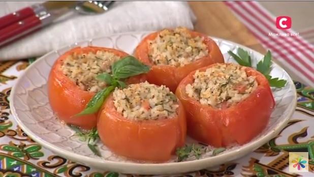 фаршированные помидоры рецепт, самвел адамян рецепты,