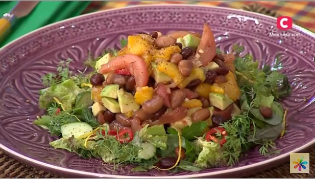 любимый салат брэдда питта рецепт