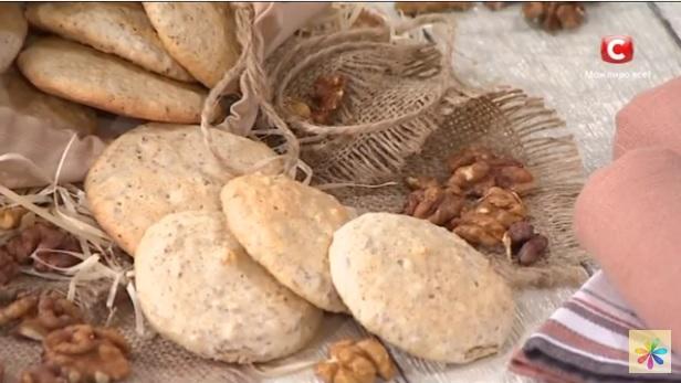 Винченцо Барба рецепты, печенье амаретти рецепт