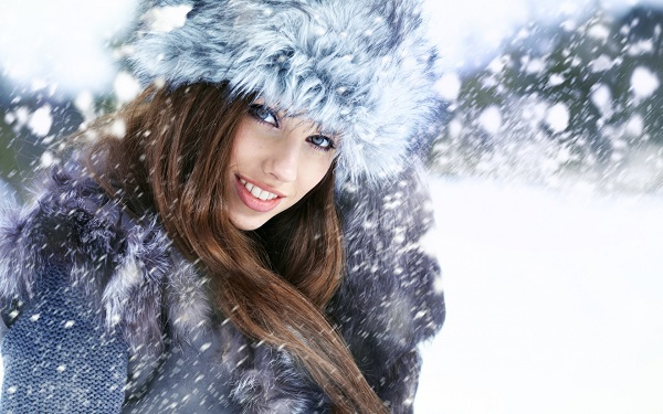 как выбрать косметику для зимы, зимняя косметика