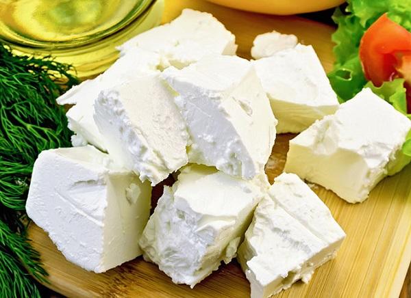 домашний сыр рецепт, как приготовить домашний сыр, сыр фета рецепт