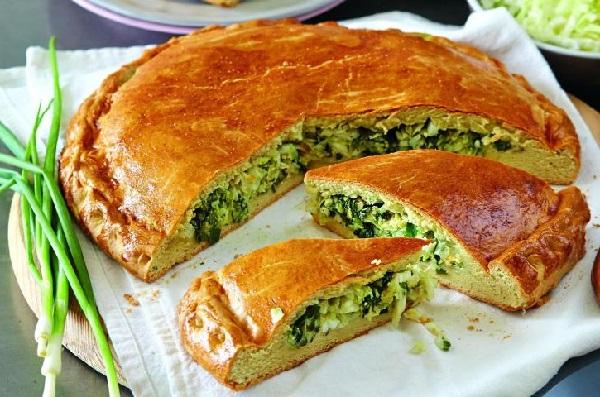 Все буде смачно, все буде смачно капустный пирог,
