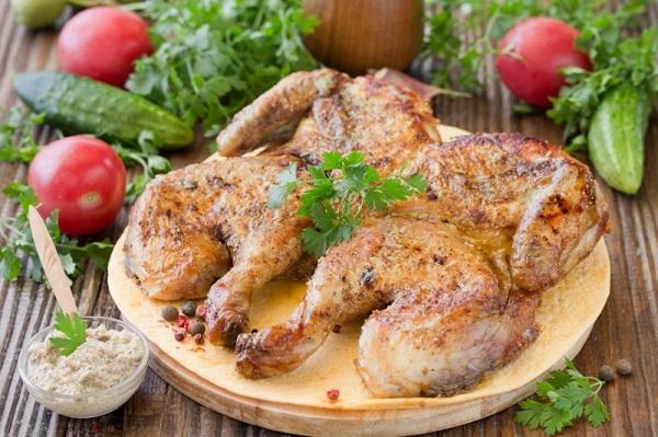 Все буде смачно, все буде смачно цыпленок табака, цыпленок табака рецепт