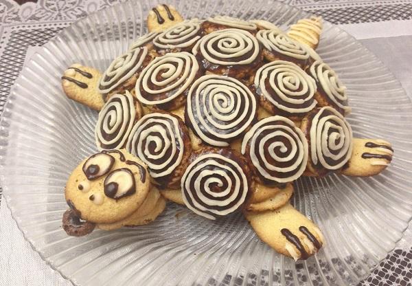 торт черепаха рецепт, Все буде смачно, все буде смачно торт черепаха