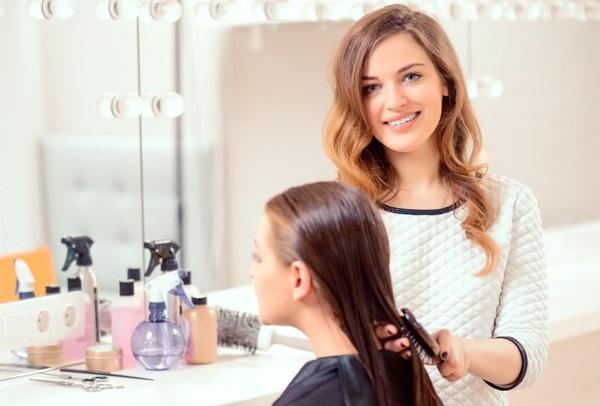 профессия парикмахер плюсы