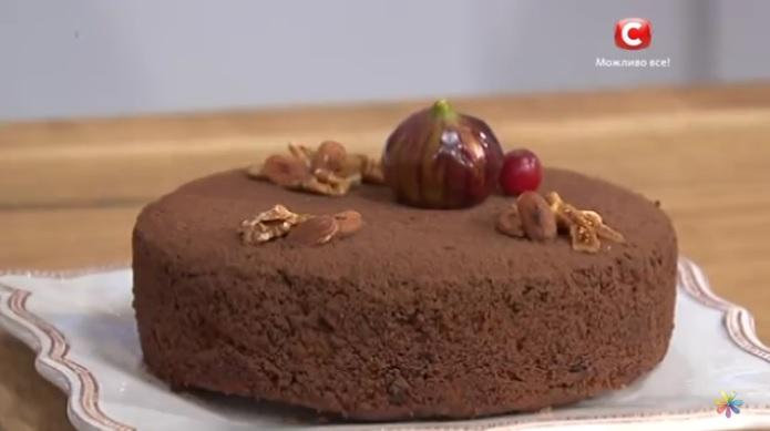 колумбийский черный торт рецепт, Эктор Хименес-Браво рецепты,