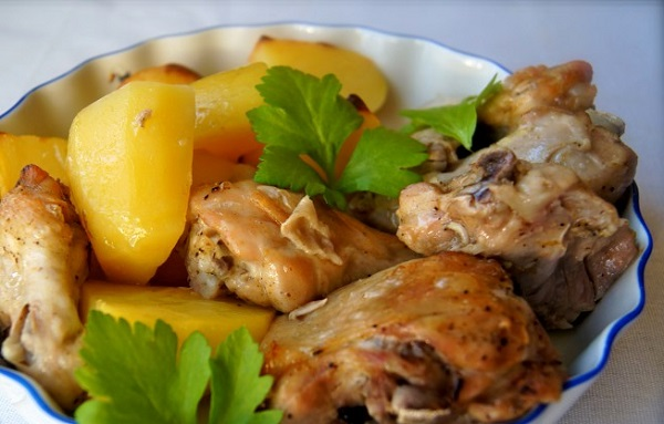 Все буде смачно, все буде смачно курица  банке, все буде смачно курица,
