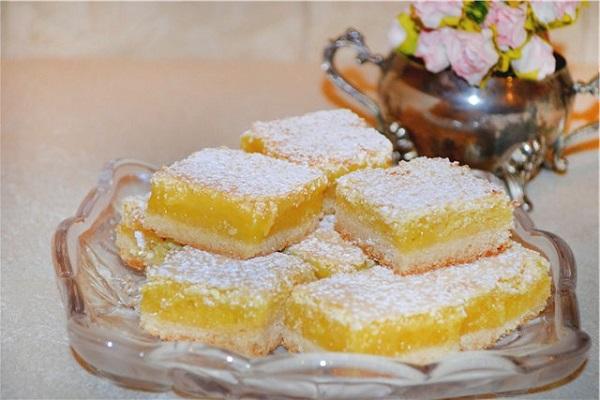 Все буде смачно, лимонные пирожные рецепт, все буде смачно лимонные пирожные