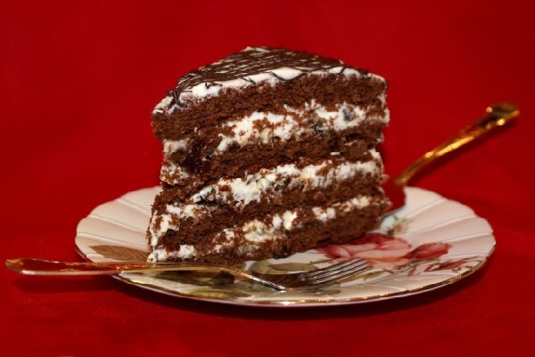 Все буде смачно, все буде смачно чернослив в шоколаде, торт чернослив в шоколаде рецепт
