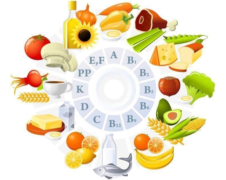 Подробная характеристика водорастворимых витаминов