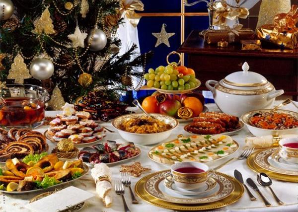 Все буде смачно, все буде смачно новогодние блюда, новогоднее меню,