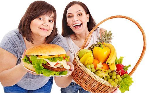 как похудеть, Как правильно питаться, как правильно худеть,