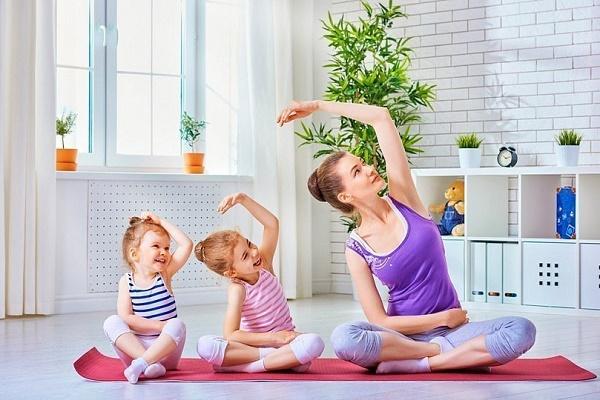 детская йога польза