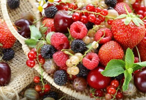 блюда из ягод, Все буде смачно, все буде смачно ягоды