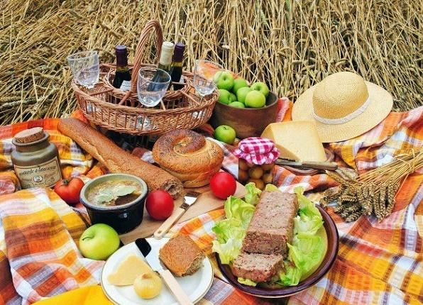 Все буде смачно, блюда для пикника, все буде смачно для пикника