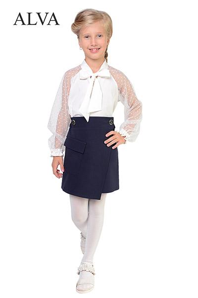 "блуза для девочки Алва ""Танюша"""